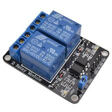 5V 2 Two Channel Relay Module With optocoupler for Arduino PIC ARM DSP AVR