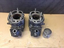 Yamaha RD250 RZ250 RZ RD 250 51L Engine Barrels and Piston YPVS Power Valve