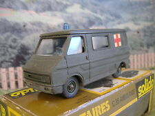 1/50 Solido Military Citroen C 35 Ambulance