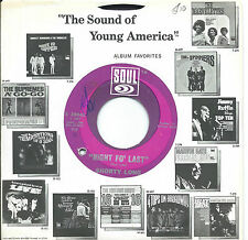 Shorty Long:Night Fo' Last Vocal and Instrumental:U S Soul:Northern Soul