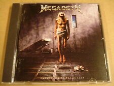 CD / MEGADETH - COUNTDOWN TO EXTINCTION