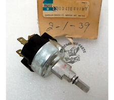 1971-77 B-Van & 72-81 A, D, W Truck 2 Speed Wiper Switch-NOS 3004104