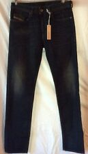 Diesel Men's New Buster Blue Jeans 33 x 32 Regular Slim Tapered 100% Authentic
