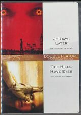 28 Days Later/The Hills Have Eyes : Double Feature (DVD, 2010, Canadian)
