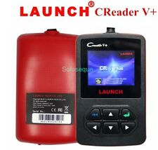 Diagnosis Launch CReader V+ 5+ OBD OBDII Multimarca Coche Code Scanner Tool Car