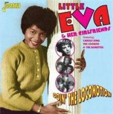 Little Eva & Her Girlfriends Doin The Locomotion CD Ronettes Cookies Carole King