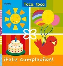 Toca Toca: ¡Feliz Cumpleaños! by Ladybird Books Ltd. Staff (2017, Board Book)