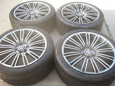 "20"" BENTLEY SPEED OEM FACTORY WHEELS TIRES. FLYING SPUR CONTINENTAL GT MULLINER"