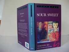 SOUR SWEET; Timothy Mo; Text Plus Edition; Intro by David Yip; Hardback
