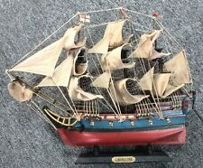 HMS Bellona Starter Boat Kit: Build Your Own Wooden Model Ship