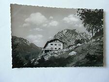 Ansichtskarte Berghotel Breitenstein mit Breitenstein 50/60er??