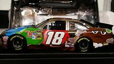 1/24 Kyle Busch 2012 #18 M&M White Gold Elite  1 of 24