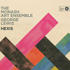 Hexis - The Monash Art Ensemble: George Lewis (Jazzhead Records)