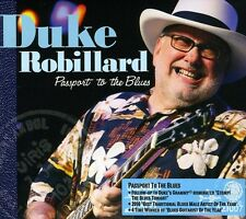 Passport To The Blues - Duke Robillard (2010, CD NIEUW)