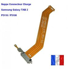 NAPPE CONNECTEUR DE CHARGE SAMSUNG GALAXY TAB 2  GT-P5100  GT-P5110 (B18#01)