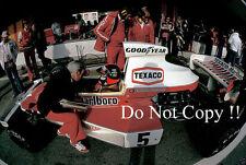 Emerson Fittipaldi McLaren M23 Spanish Grand Prix 1974 Photograph 6