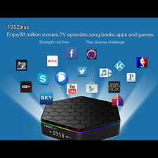 T95z Plus 2/16GB Android 6.0 Amlogic S912 TV Box Octa Core WIFI Set Top Box
