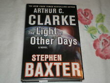 The Light of Other Days by Stephen Baxter and Arthur C. Clarke