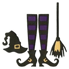 LIFESTYLE CRAFTS QUICKUTZ WITCH KIT DR0188