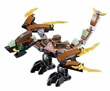 LEGO NINJAGO SKYBOUND COLE'S DRAGON ONLY No Minifigs AUTHENTIC NEW 70599