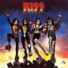 KISS - Destroyer - Remastered CD