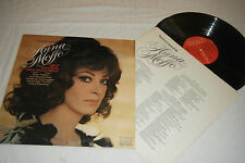 ANNA MOFFO The Incomparable LP 1975 PROMO RCA Red Seal ARL1-0702 A1/B2 Mint