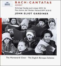 Bach: Advent Cantatas (CD, Oct-2000, DG Deutsche Grammophon)