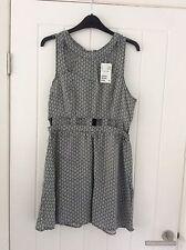 Women's H&M Cut Out Detail Dress Size 14 BNWT