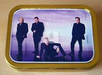 Westlife 1 and 2oz Tobacco/Storage Tins