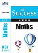 KS1 Success Workbook : Maths (Primary Success Workbooks) Paul Broadbent, Lynn Hu