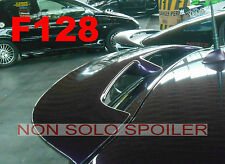 SPOILER ALETTONE BMW  MINI    GREZZO IN POLIDUR PRIMA DEL 2007 F128G-TR128-2