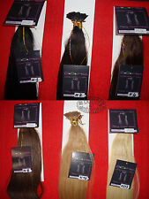EXTENSION HAIR 100PZ. CAPELLI VERI 52CM.tipo microring