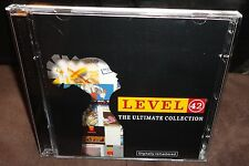 Level 42 The Ultimate Collection (CD, 2002, 2-Disc)