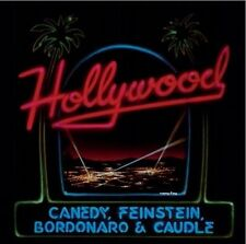 "Canedy, Feinstein, Bordonaro & Caudle:  ""Hollywood""  (CD Reissue)"