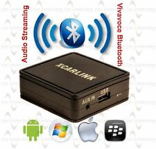 Phedra RT3 RT4 CAN Interfaccia Vivavoce Bluetooth Streaming Audio Xcarlink