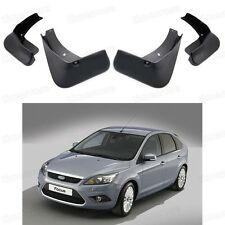 Mud Flaps Splash Guard Fender Mudguard for FORD Focus MK2 HATCHBACK 2009