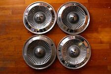 """1961 Dodge Polara 14"""" Hub Caps Dart Phoenix Seneca"""