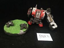 Space Marine Dreadnought (Custom Foam Base/Feet)