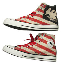 CONVERSE ALL STAR CHUCK TAYLOR HIGH TOPS USA AMERICANA EAGLE VINTAGE 10 EUR 44