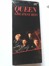Queen GREATEST HITS cd ELEKTRA LONGBOX(long box) West Germany Target? Japan?