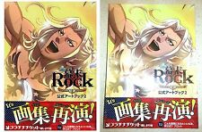 Bakumatsu Rock Official Art Book #2 Ultra Soul Japan Import New Factory Sealed
