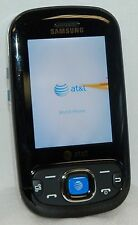 Samsung Strive BLACK SGH-A687 Mobile Cell Phone AT&T Wireless bluetooth camera