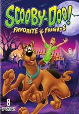 Scooby Doo: Favorite Frights (DVD, 2015) Childrens Animated Cartoon *NEW*