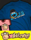 Cookie Monster. Star Wars inspired T-shirt - Ladies and Gents Many Colours