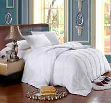 White Full/Queen 750+ Goose Down Alternative Comforter (Duvet Insert), 80oz