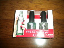 OPI Special Edition Coca-Cola set of two nail polish shades to celebrate! NEW