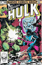 The Incredible Hulk Comic Book #286, Marvel Comics 1983 NEAR MINT
