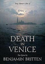 Benjamin Britten - Death In Venice (DVD, 2012) Tony Palmer Peter Pears