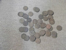 52 Mixed Date Indian Cents Good - Good + All In The 1800'S