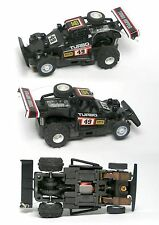 1988 TYCO 440-X2 Turbo Hopper #49 Dune Buggy Quad HO Slot Car 7102 Nice Vehicle!